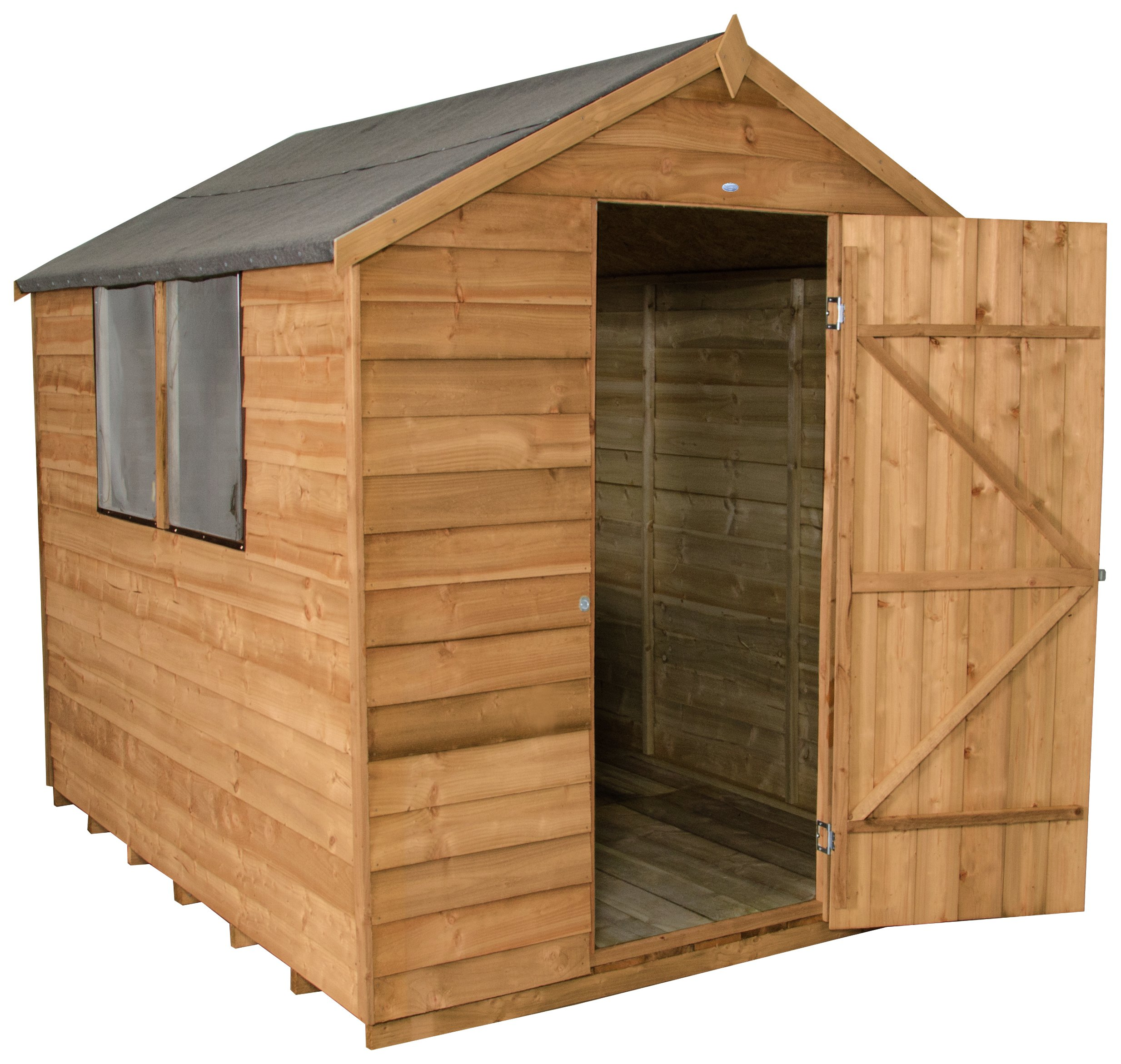 forest-essential-overlap-wooden-shed-with-inst-6-x-8ft
