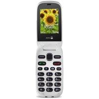 Sim Free Doro 6030 Flip Mobile Phone