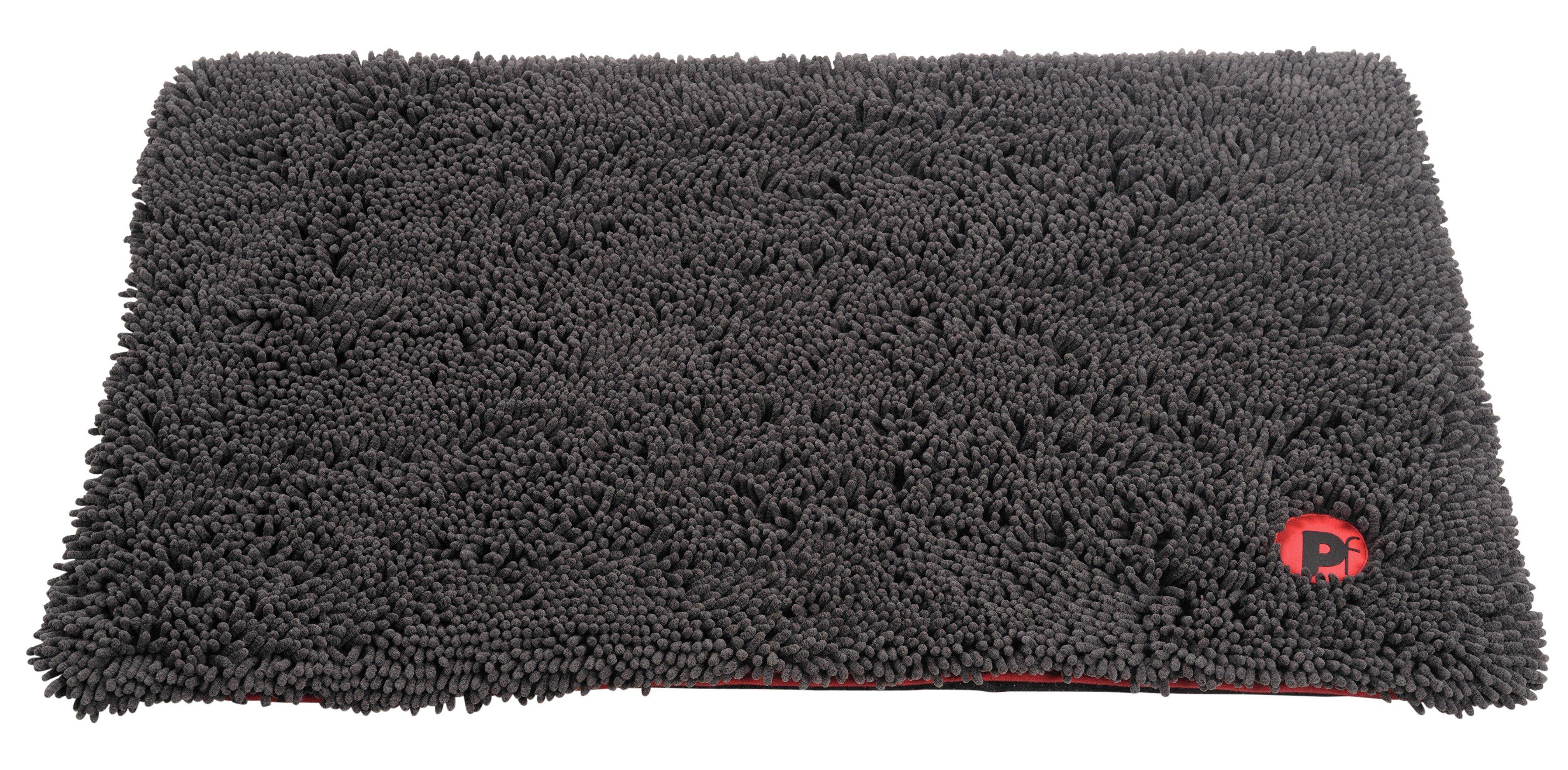 Petface Memory Foam Microfibre Dog Crate Mat - Large