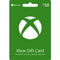 Xbox Live ?50 Gift Card