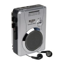 Bush - Portable Cassette Player