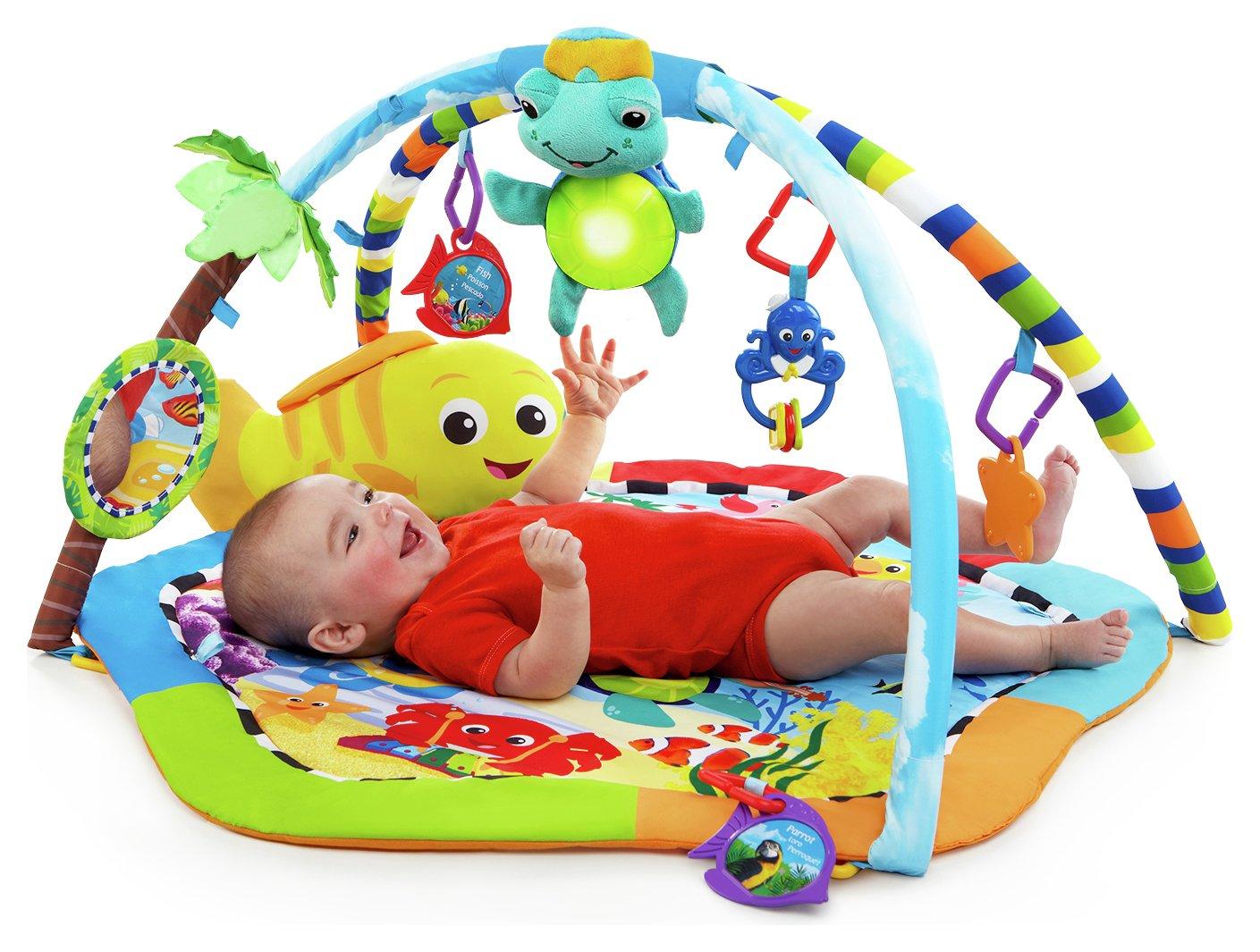 Image of Baby Einstein - Rythm Reef Play Gym