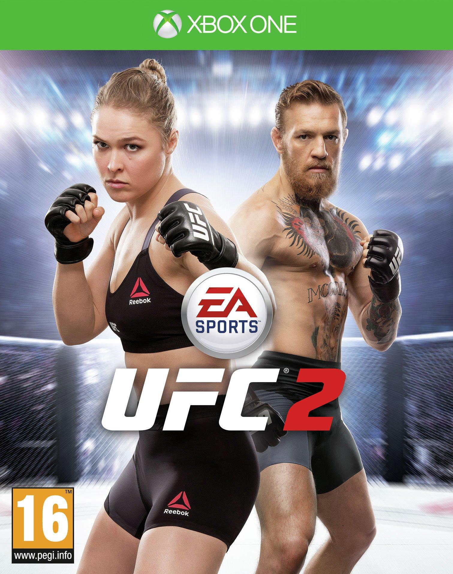 Ea sports ufc EA Sports UFC 2 - Xbox - One Game.