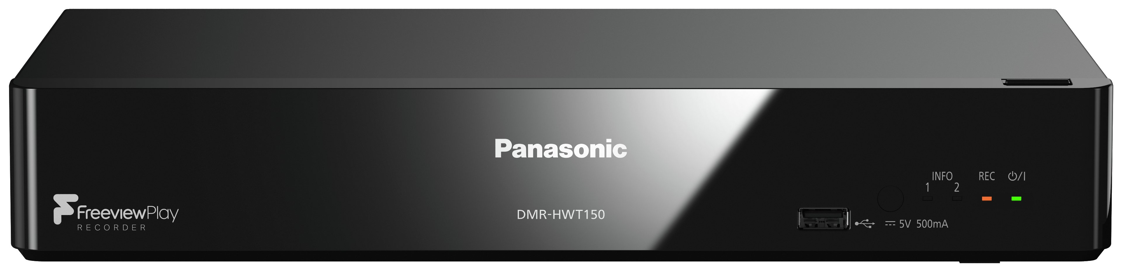 Panasonic DMR-HWT150EB 500GB Freeview Play Recorder