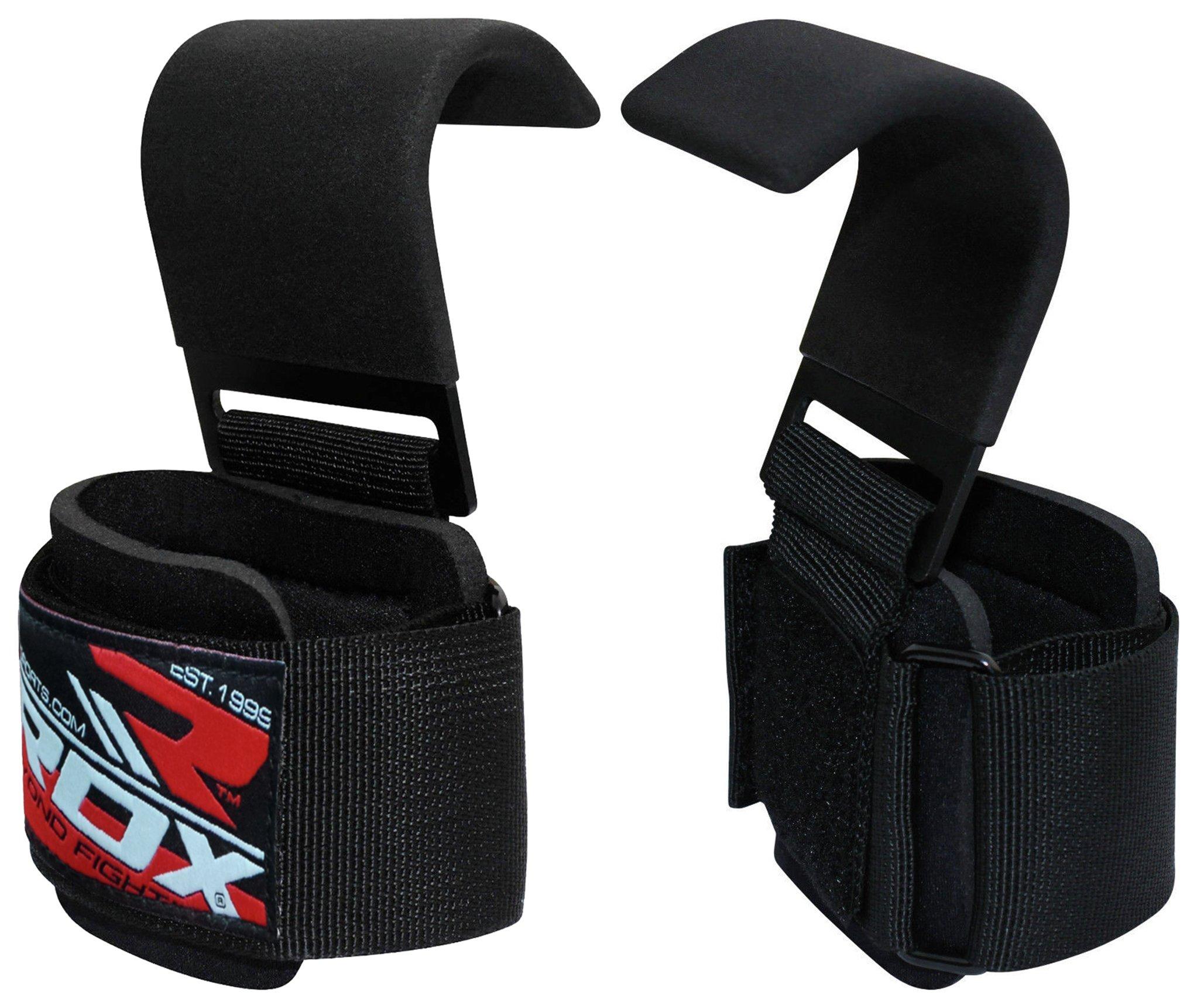 Fitness Gloves Argos: WANA5B Weight Lifting Hook Wrist Strap Review