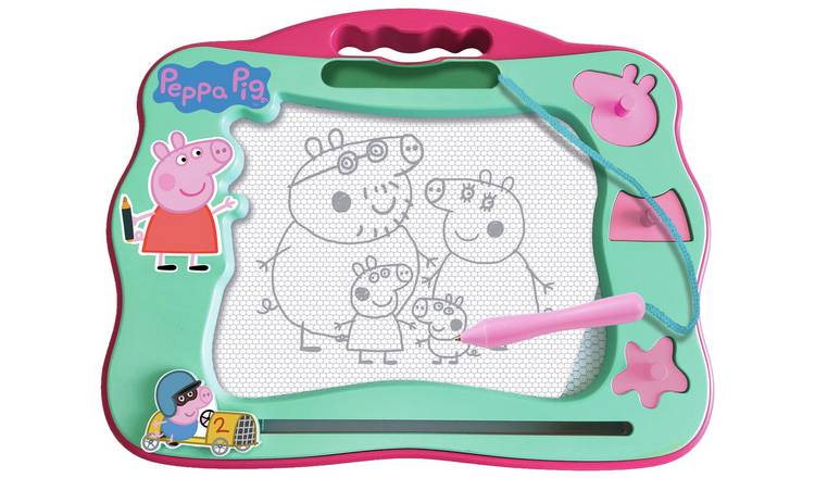 Buy Peppa Pig Magna Doodle Painting Drawing And Colouring Toys Argos