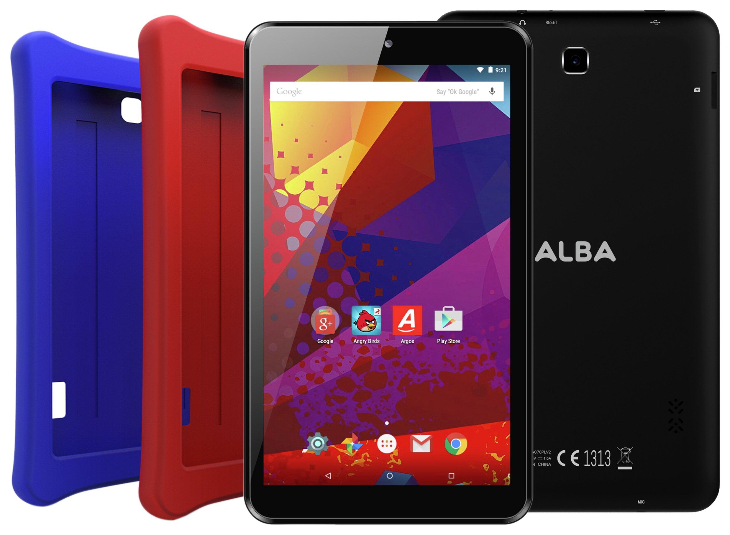 Alba Alba 7 Inch 16GB HD Wi-Fi Tablet.