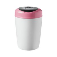 Tommee Tippee - Simplee Sangenic Nappy Disposal Tub - Pink