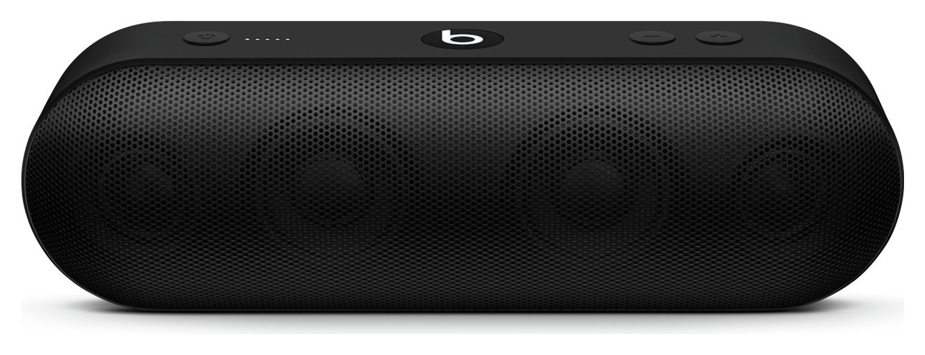 Beats - Pill+ Portable Stereo Speaker with Bluetooth - Black