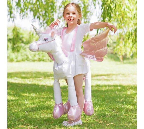 Dress Up By Design Ride On Unicorn