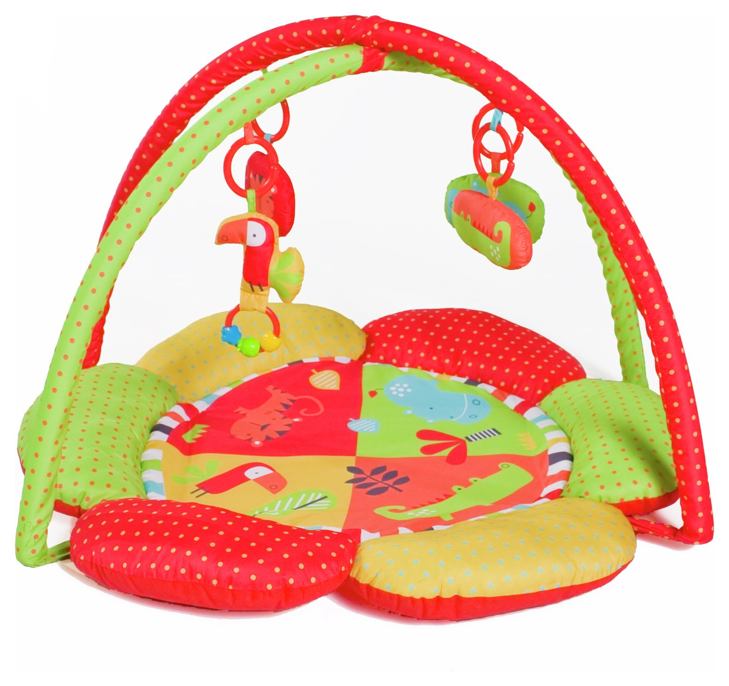 Red Kite Safari Petal Play Gym