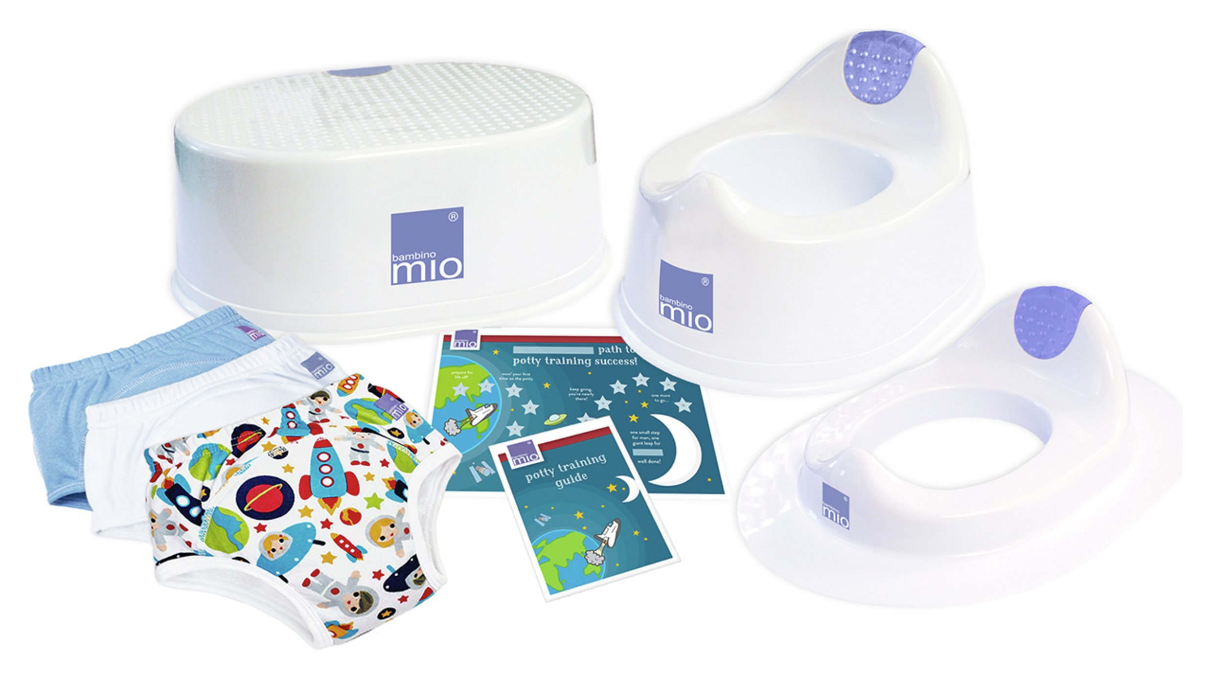 Image of Bambino Mio Potty Training Bundle ??? Boys 2-3 Years