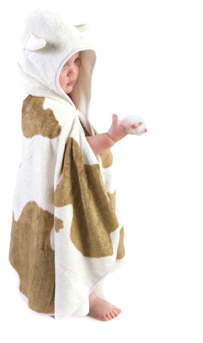 Image of Cuddledry Toddler Towel Cuddlemoo.