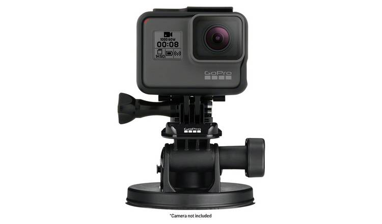 GoPro Suction Cup Mount.
