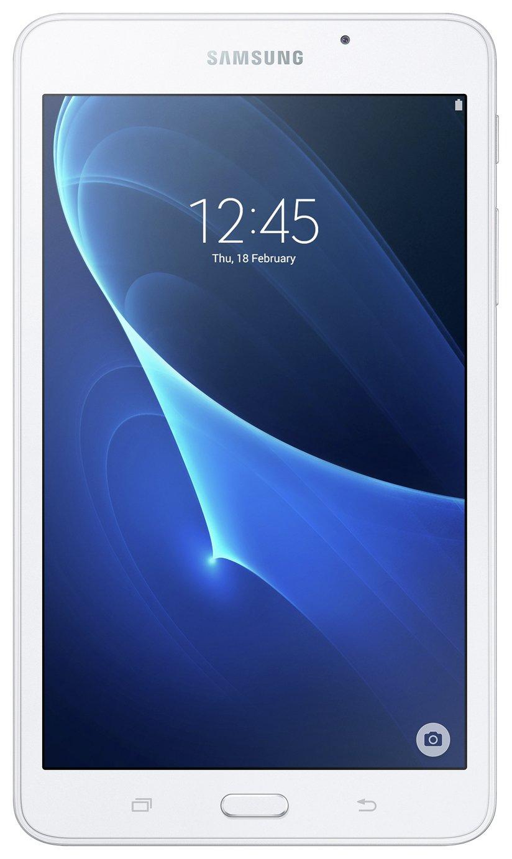 Samsung Samsung Galaxy Tab A 7 Inch 8GB Wi-Fi Tablet - White.