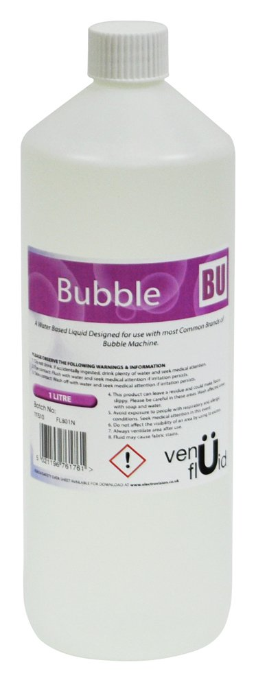 Venu Bubble Fluid - 1 Litre