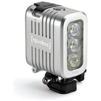 Light Knog - Qudos 3LED - Action Camera/Camcorder - Silver