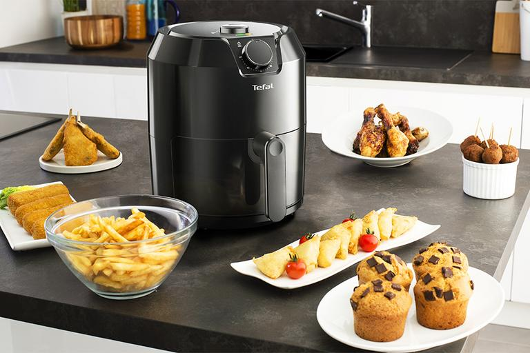 Air fryer guide.