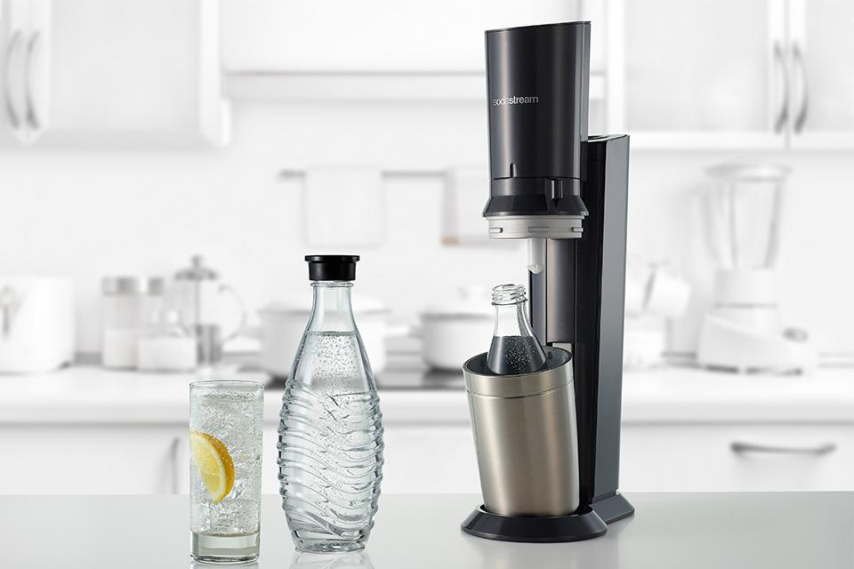 SodaStream drinks makers.