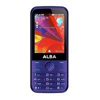 Sim Free Alba 2.8 inch Mobile Phone - Purple