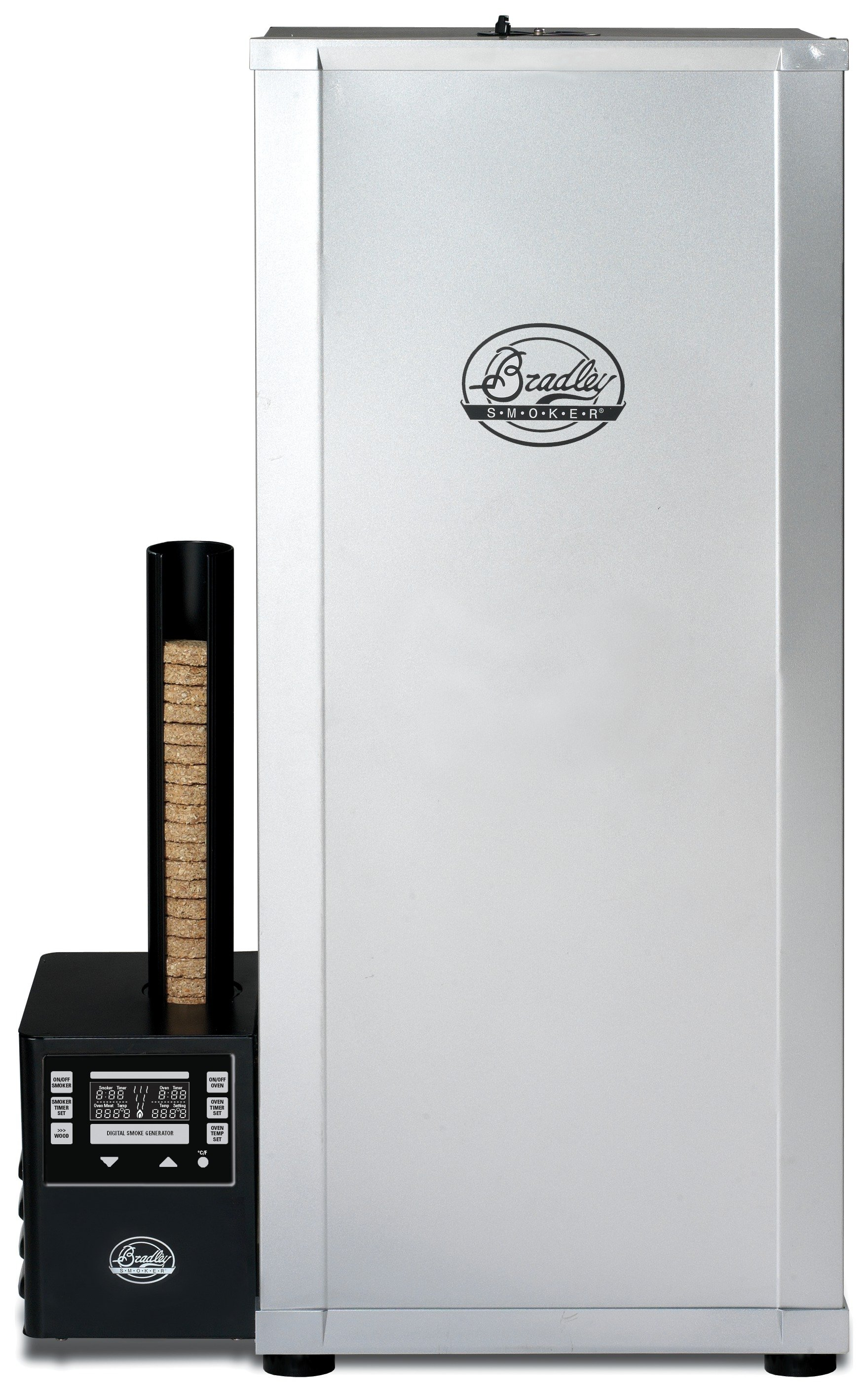 Image of Bradley Smoker BTDS108CE 6 Rack Digital Smoker.