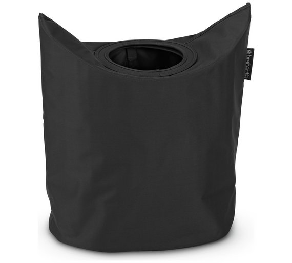 Buy Brabantia Oval Litre Laundry Bag Black At Argos Co Uk