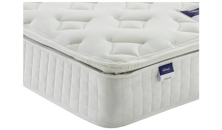 Silentnight Stanfield Pillowtop Small Double Mattress