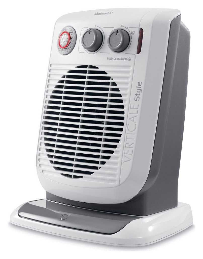 delonghi 24kw upright fan heater. Black Bedroom Furniture Sets. Home Design Ideas