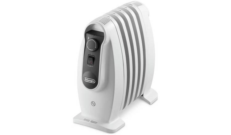 Buy De Longhi Nano 0 5kw Oil Filled Radiator Heaters And