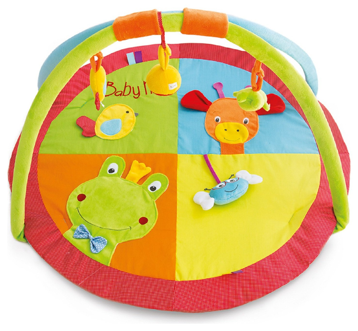Image of Bebe Playmat - Multicoloured