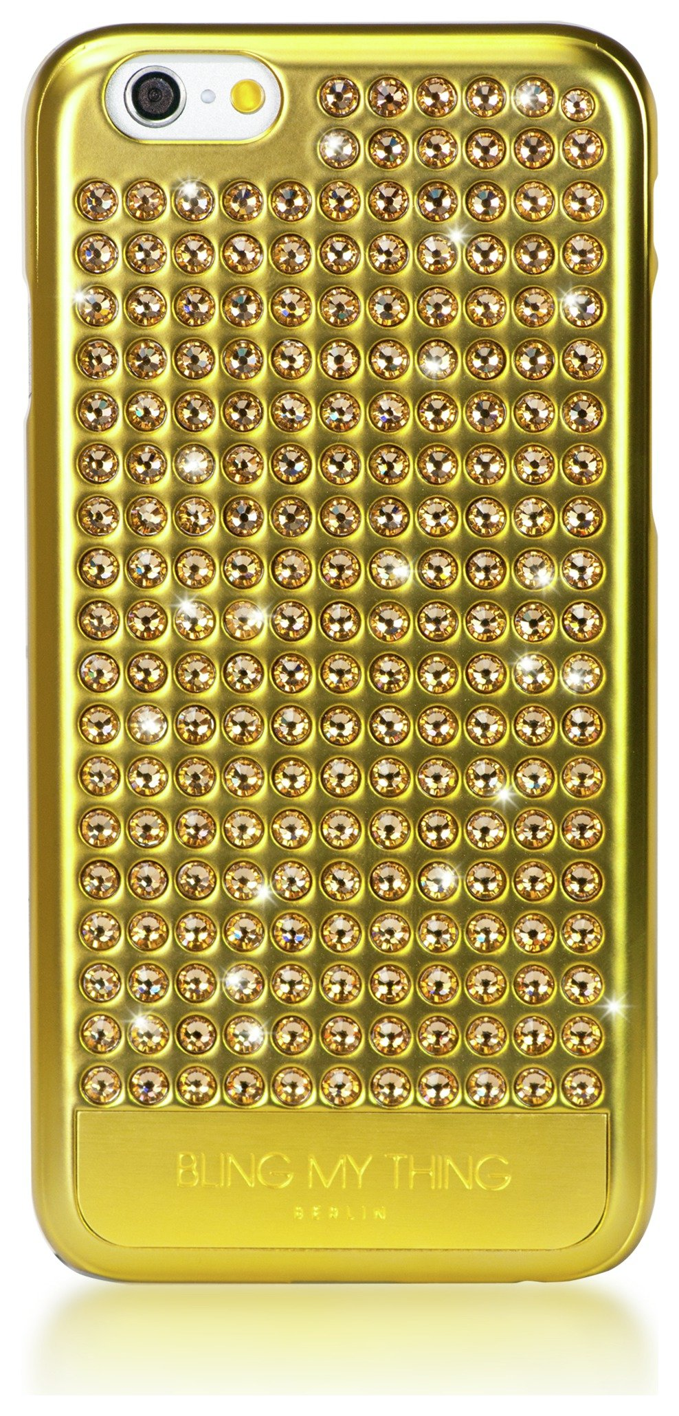 Image of Bling My Thing iPhone 6 Plus Case - Extravaganza Gold