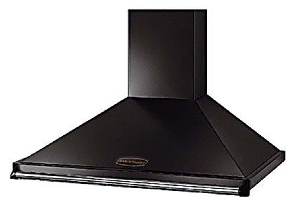 Rangemaster Classic 90cm Cooker Hood - Black