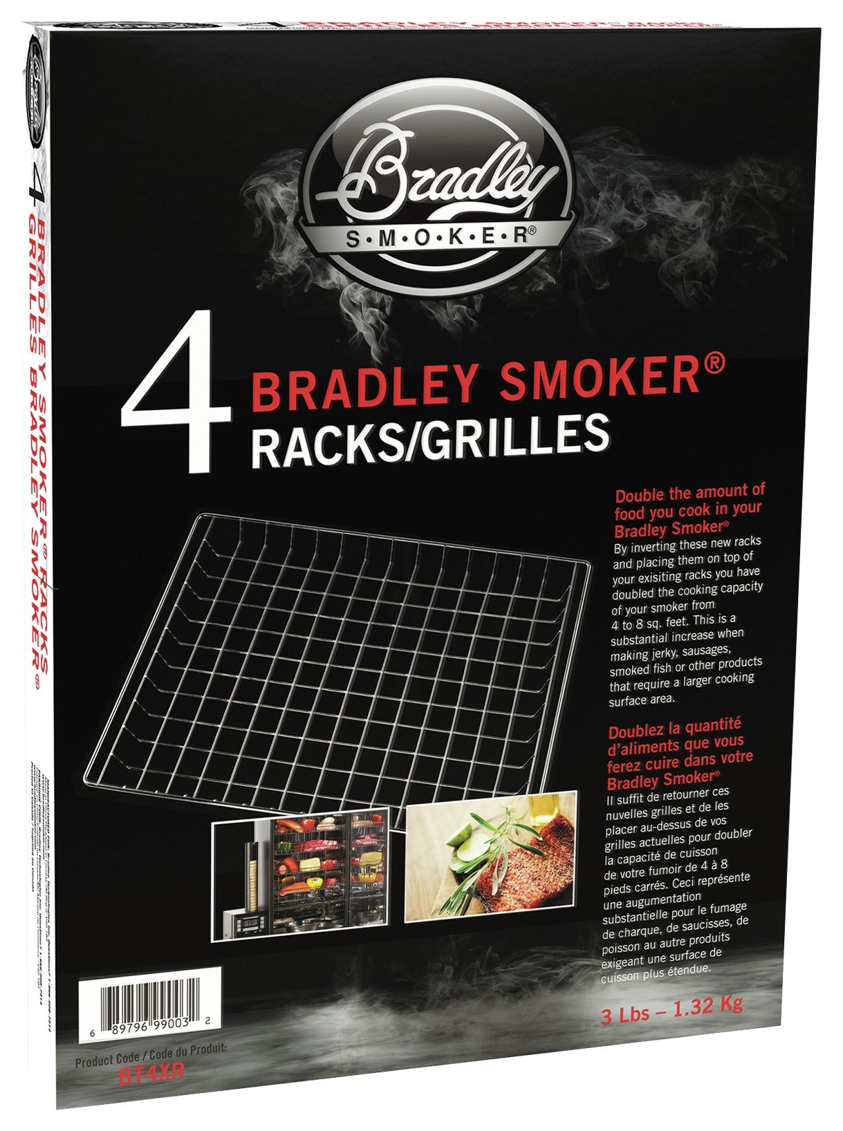 Image of Bradley Smoker - Extra Racks - Set of 4