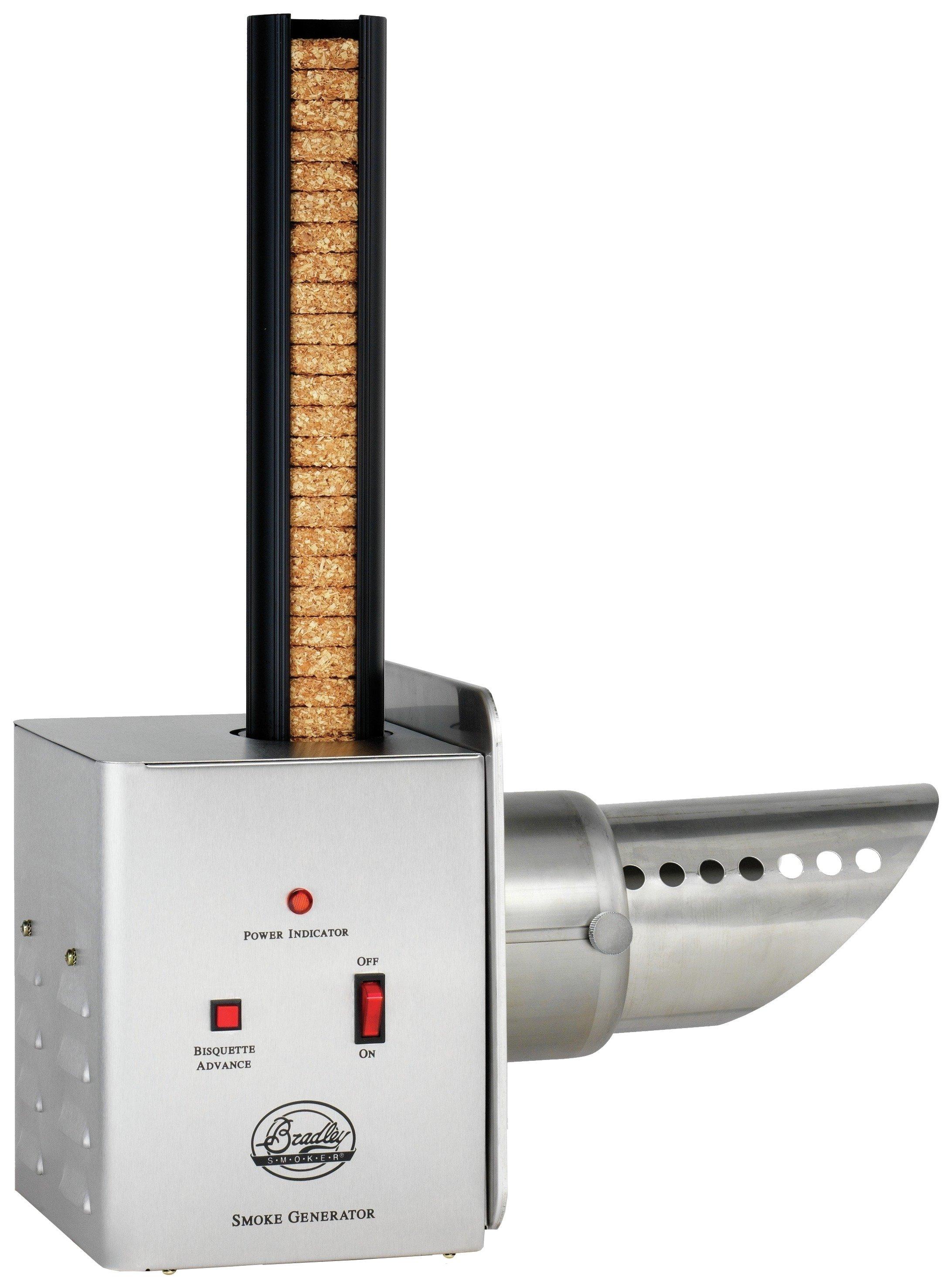 Bradley Smoker BTSGCE240 Smoke Generator with Adaptor. at Argos