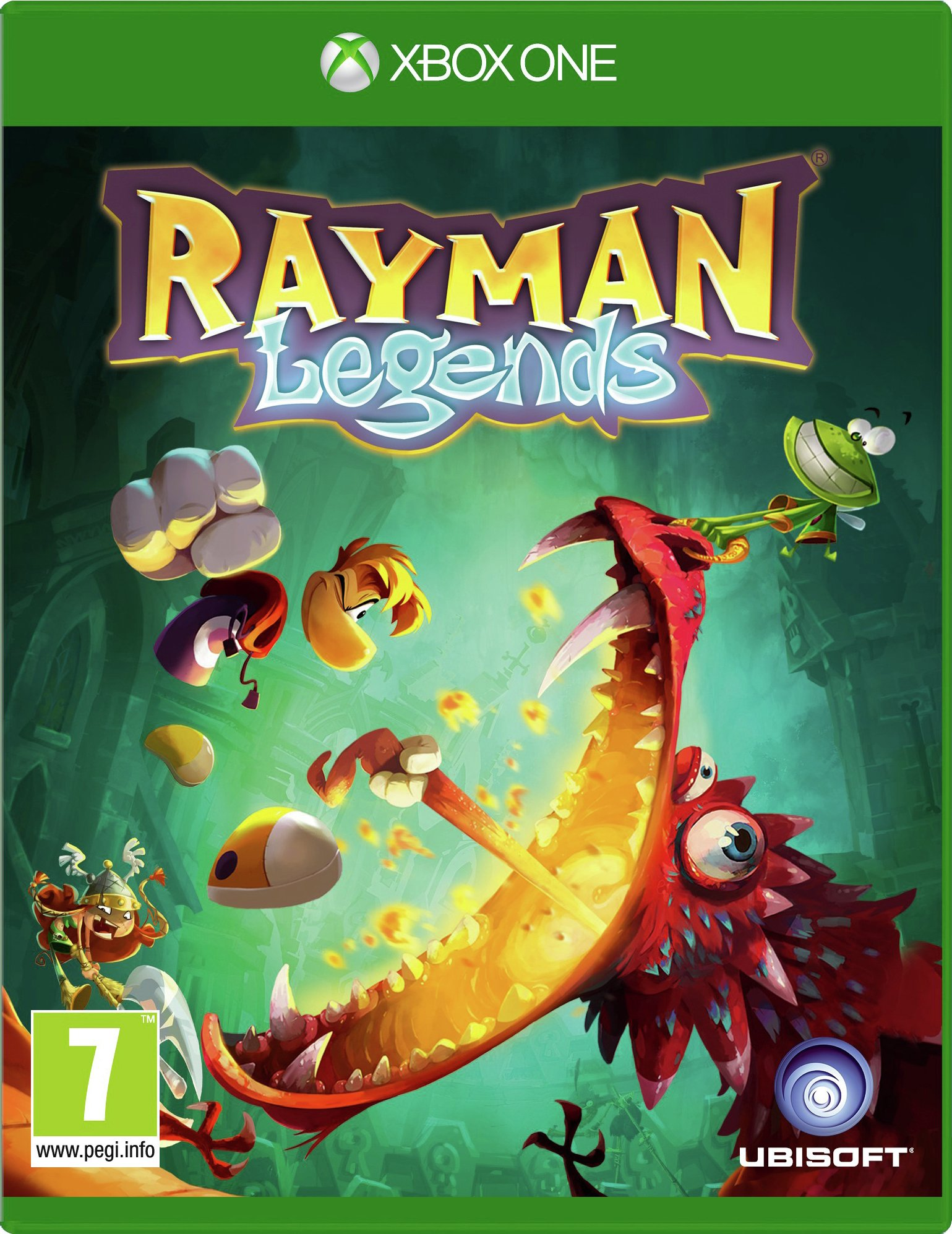 Rayman Legends Xbox One Game