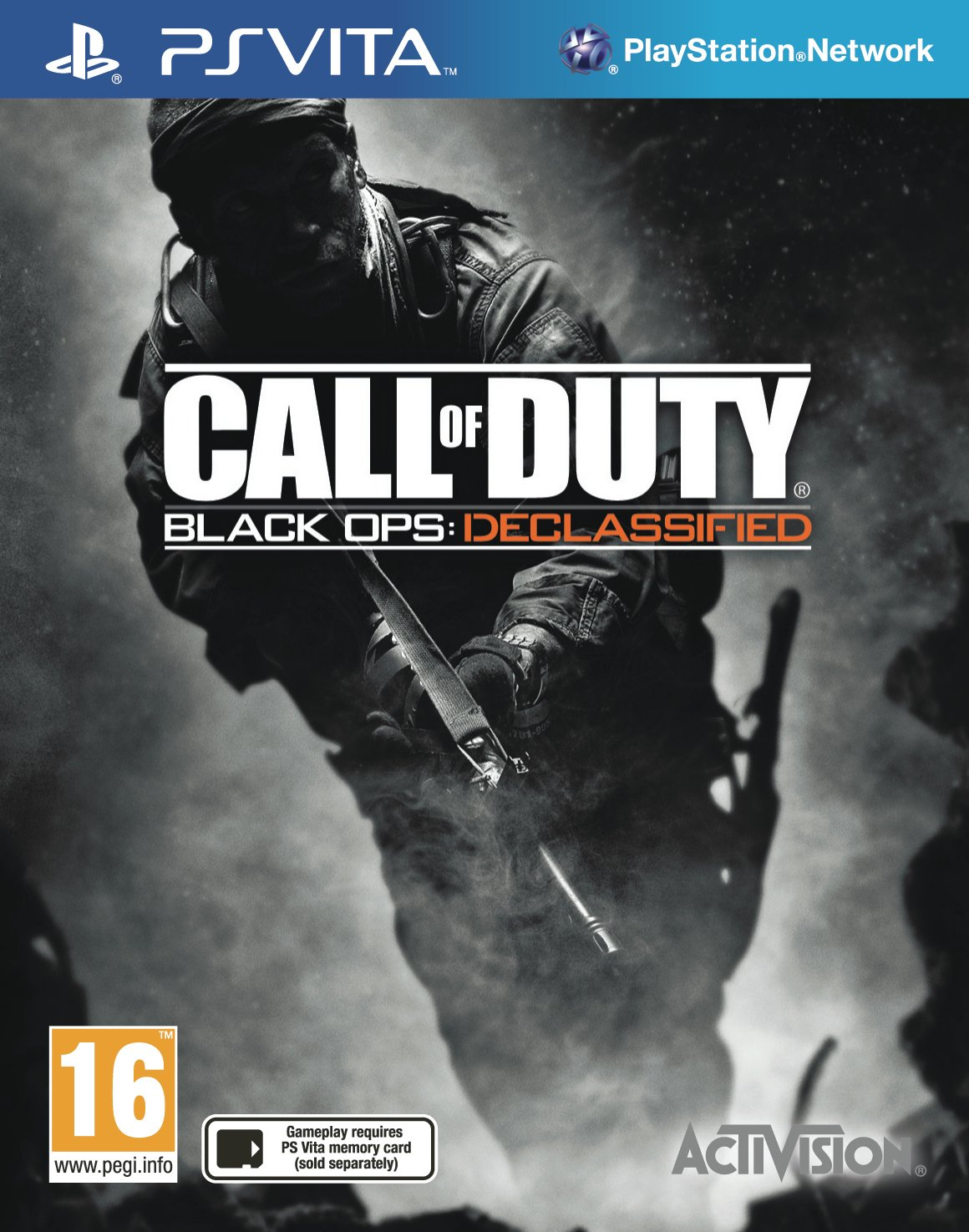 Call of Duty - Black Ops - PS Vita Game