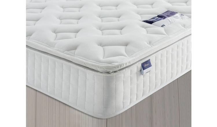 Silentnight Stanfield Sprung Pillowtop Superking Mattress