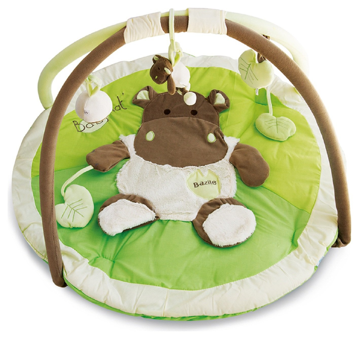 Image of Bebe Hippo Playmat - Green