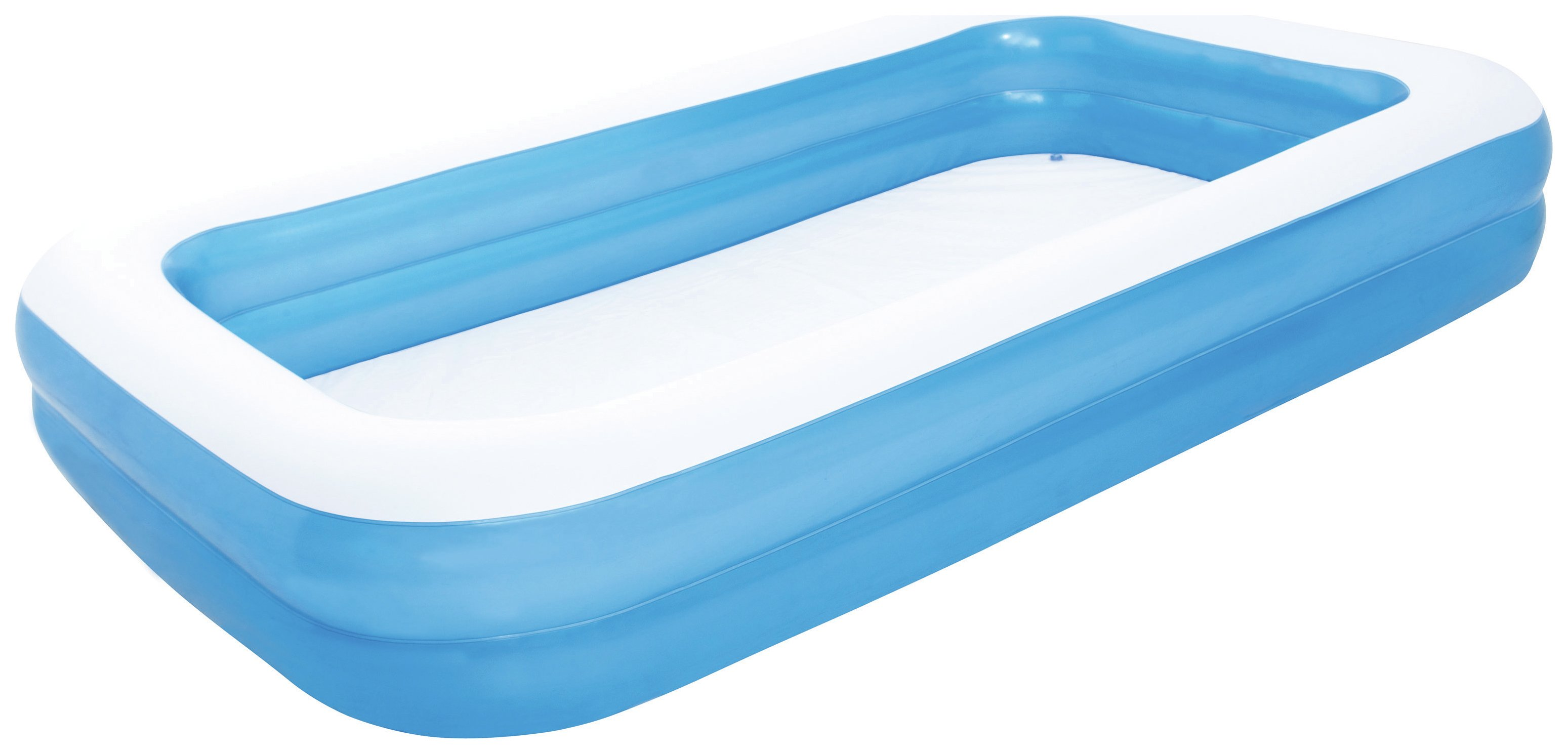 Bestway splash and play deluxe family pool for Large paddling pool