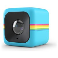 Polaroid - Cube 1080p HD - Action Camera/Camcorder - Blue