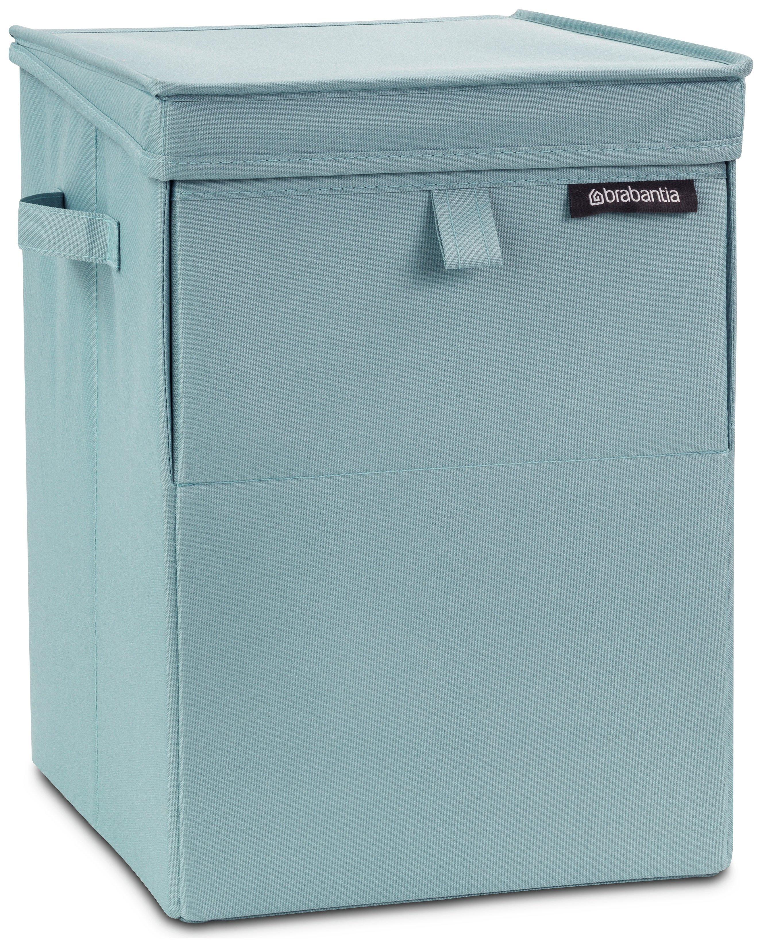 brabantia-35-litre-stackable-laundry-box-mint