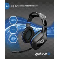 Gioteck HC2 Stereo Wired Gaming Headset for PS4