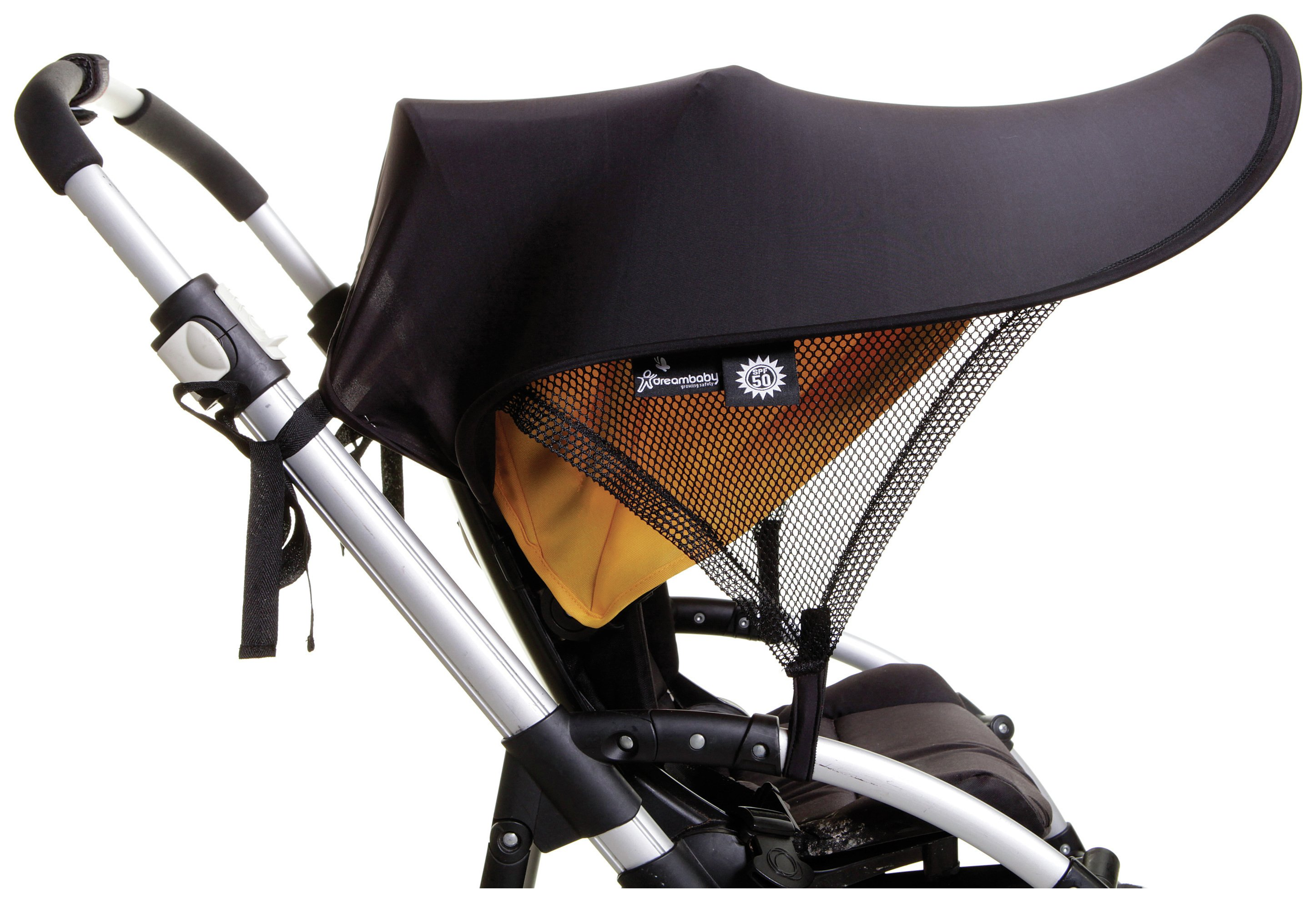 Image of Dreambaby Large Strollerbuddy Extenda-Shade.