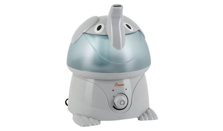 Buy Crane Ultrasonic Cool Mist Humidifier Eliiot the Elephant | Humidifiers | Argos