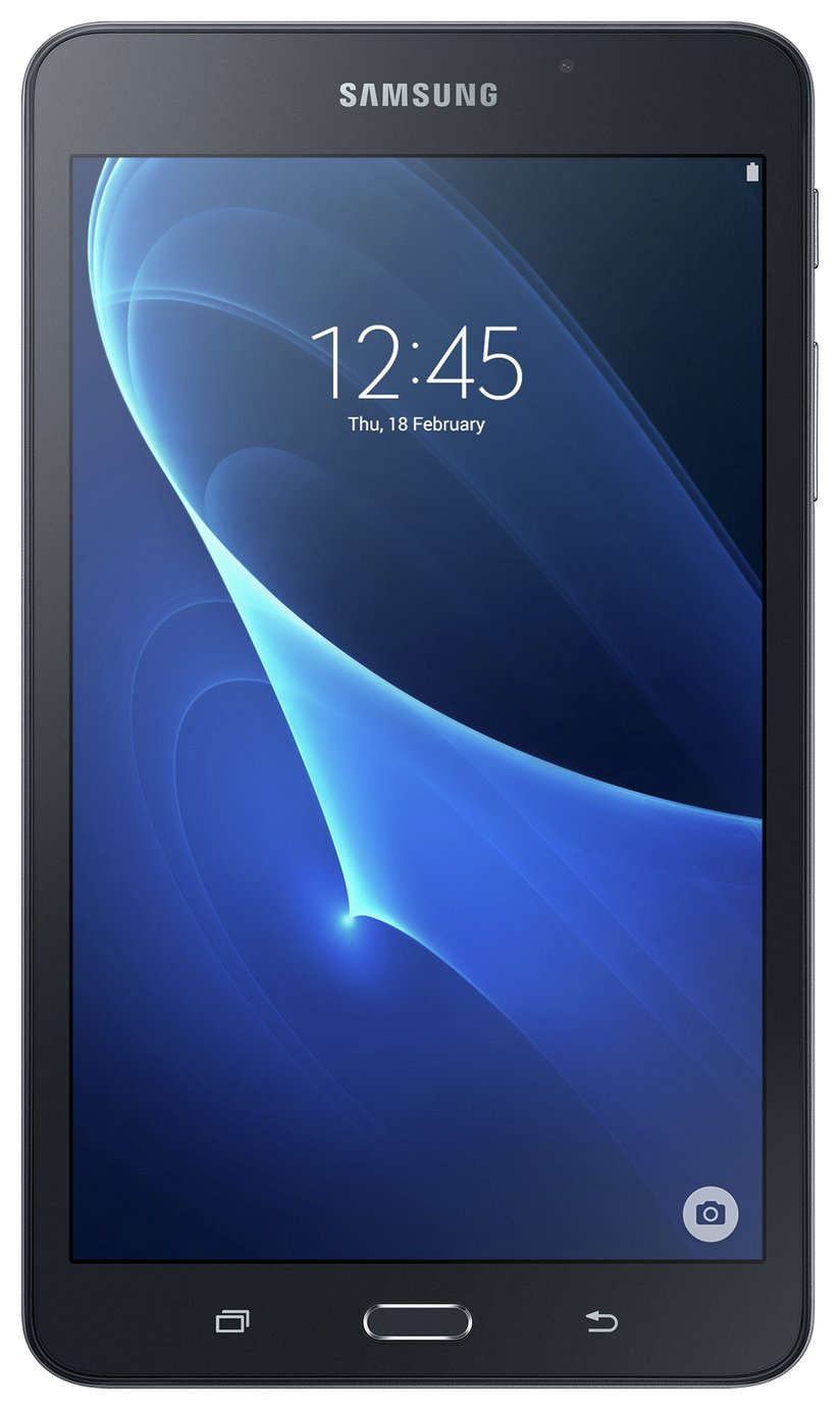 Samsung Galaxy Tab A 7 Inch 8GB Tablet - Black