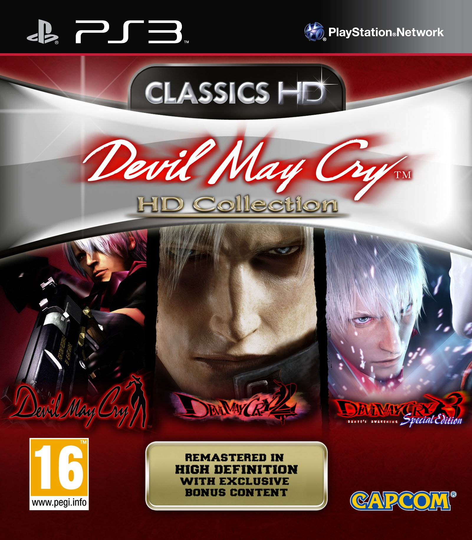 Image of Devil May Cry HD Collection - PS3 Game.