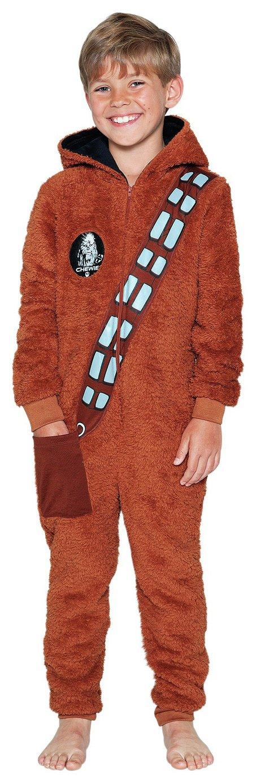 Star Wars - Chewbacca Onesie - 11-12 Years