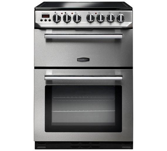 buy rangemaster professional double electric cooker s. Black Bedroom Furniture Sets. Home Design Ideas