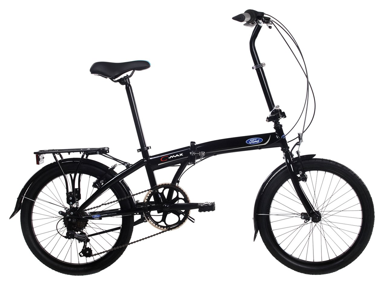 Image of Ford C Max 20 inch Folding Bike - Unisex.