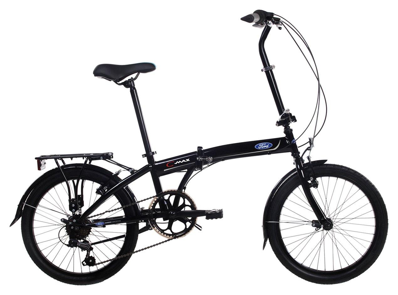 Image of Ford C Max 20 inch Folding Bike - Unisex.